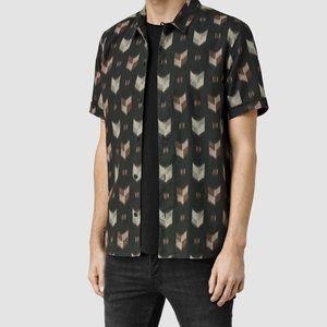All Saints Shirts - Ss shirt Allsaints